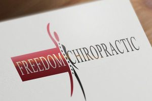 Vector Logo Design- Chiropractor
